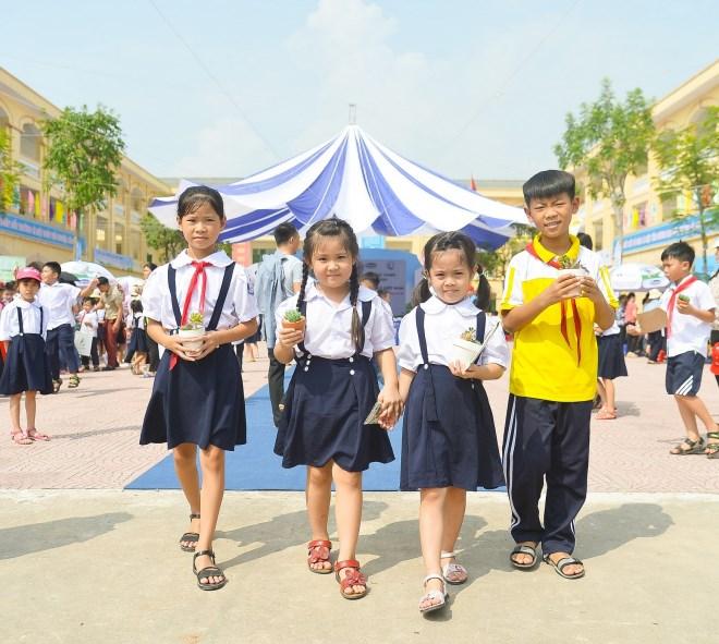 Sữa học đường - Một nỗ lực đáng ghi nhận để cải thiện thể trạng trẻ em Việt Nam - Ảnh 10