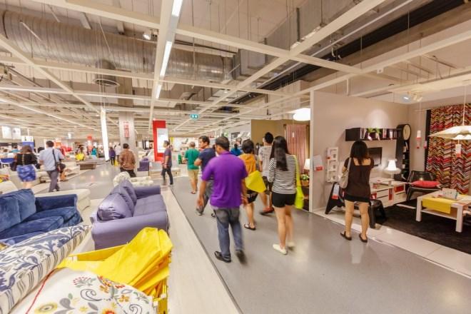 Mua hàng không cần tiền, IKEA cho phép khách trả bằng... thời gian - Ảnh 1