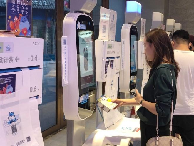 Sữa chua Vinamilk đã chính thức có mặt tại siêu thị thông minh Hema của Alibaba tại Trung Quốc - Ảnh 5