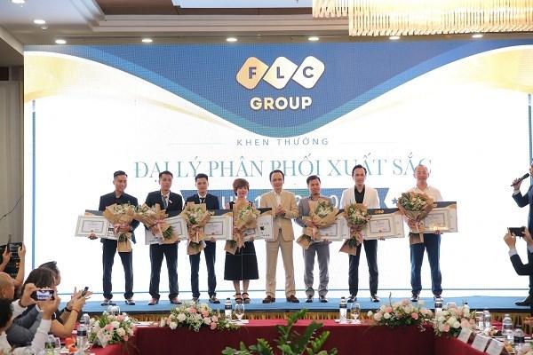 Lộc Sơn Hà Land được vinh danh là Nhà phân phối xuất sắc các dự án FLC - Ảnh 3