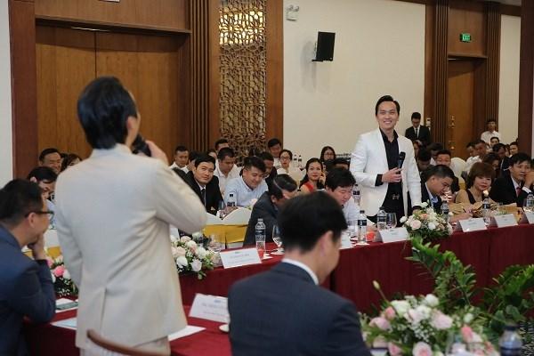Lộc Sơn Hà Land được vinh danh là Nhà phân phối xuất sắc các dự án FLC - Ảnh 2