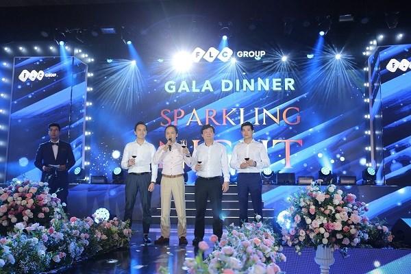 Lộc Sơn Hà Land được vinh danh là Nhà phân phối xuất sắc các dự án FLC - Ảnh 1
