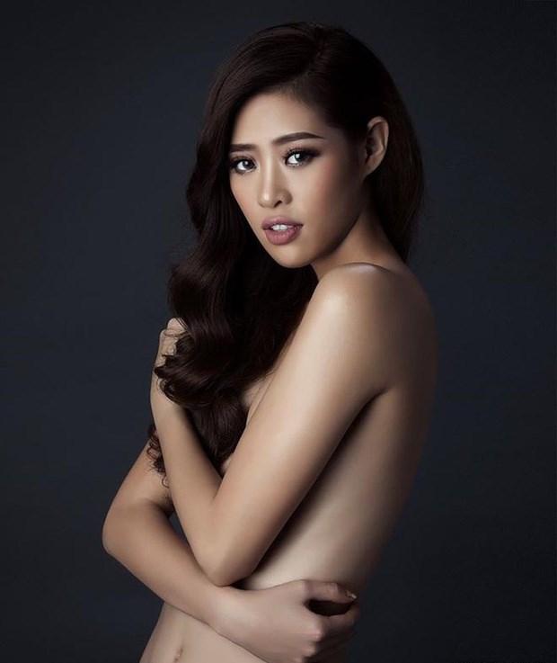Tân Hoa hậu Khánh Vân chuộng diện bikini khoe dáng ngày chưa đăng quang - Ảnh 9