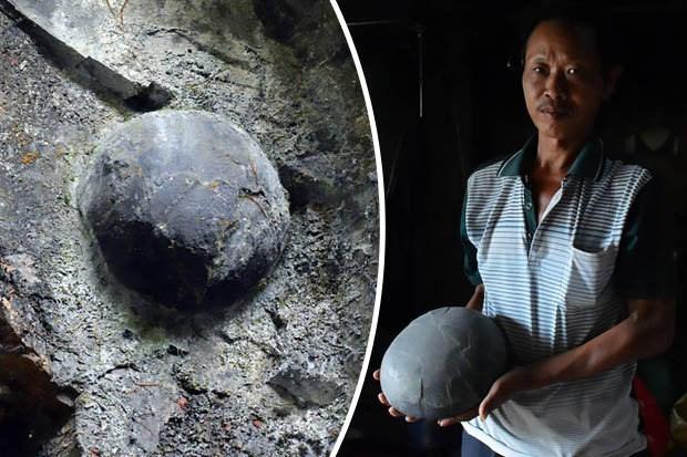 Bí ẩn vách đá kỳ quái ở Trung Quốc 30 năm lại