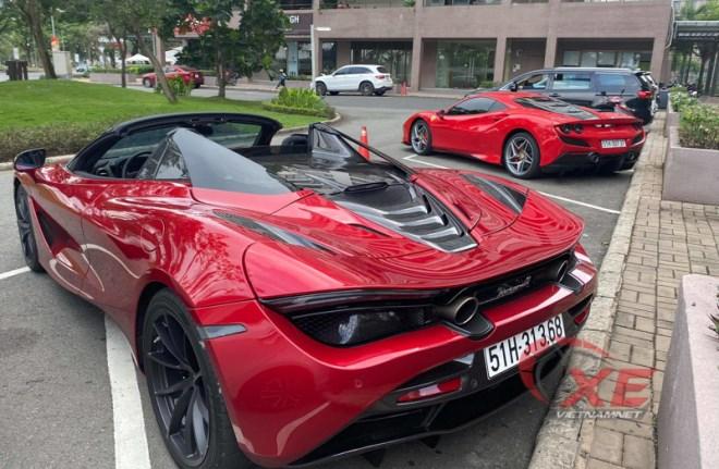 Hé lộ mức thuế phí của hai chiếc siêu xe đình đám tại Việt Nam - Ảnh 1