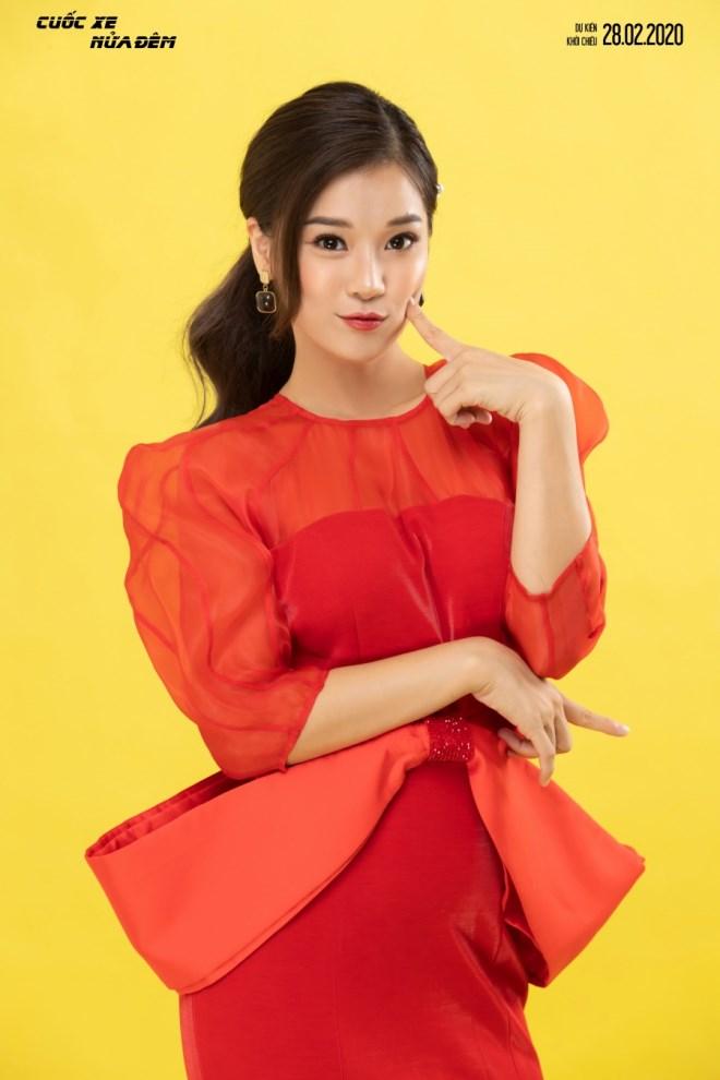 Hoàng Yến Chibi - Quách Ngọc Tuyên diện đồ đôi, trẻ trung đón Valentine - Ảnh 3