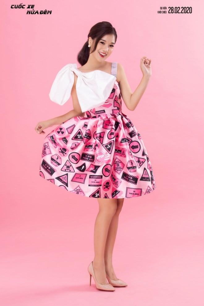 Hoàng Yến Chibi - Quách Ngọc Tuyên diện đồ đôi, trẻ trung đón Valentine - Ảnh 6