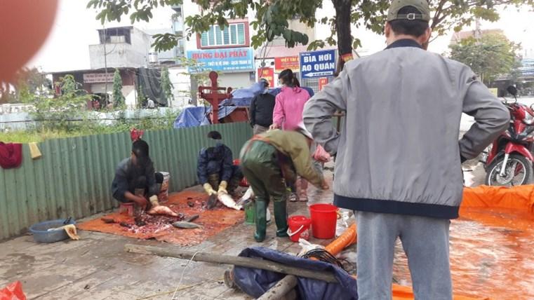 Giải pháp nào đảm bảo an toàn thực phẩm chợ dân sinh - Ảnh 2