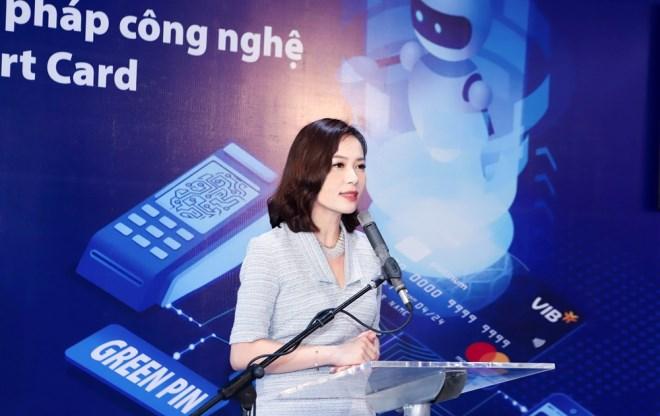 Lần đầu tiên tại Việt Nam, VIB đưa về giải pháp công nghệ thẻ hàng đầu Smart Card - Ảnh 1